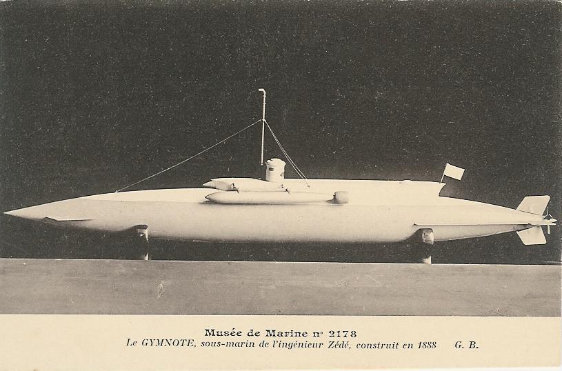 2178 Le Gymnote
